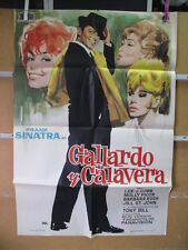 2834       GALLARDO Y CALAVERA FRANK SINATRA
