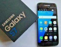 New in Box Samsung Verizon Galaxy S7 SM-G930V - 32GB  Black Onyx