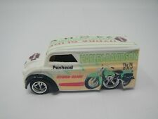 Hot Wheels Dairy Delivery  Harley Davidson w/ Real Riders Customized