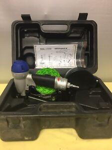 Spotnails Button Cap Stapler Tyvek House Wrap, Felt LCS6838 U2;S15