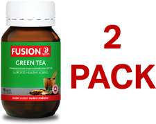 Fusion Health Green Tea 90 Tablets - 2 Pack