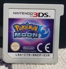 3 DS Module Pokemon Moon jeu