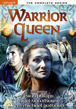 DVD:WARRIOR QUEEN - THE COMPETE SERIES - NEW Region 2 UK