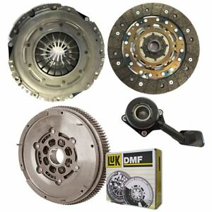 CLUTCH KIT AND LUK DUAL MASS FLYWHEEL AND CSC FOR FORD MONDEO HATCHBACK 2.2 TDCI