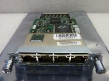 Cisco HWIC 4ESW 4-Port Ethernet Switch Interface Module 800-24193-02, 73-8474-06