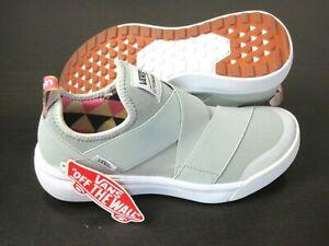Vans Women's UltraRange Gore Slip On Trail Shoes Neon Glacier Gray Size 7 NWT