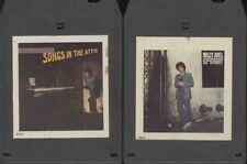Billy Joel 8 Tracks:  52nd Street & Songs in the Attic