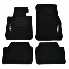 TAPIS SOL BMW SERIE 1 5PORTES F20 09/2011-UP SUR MESURE LOGO PERFORMANCE SPORT M