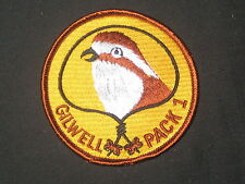Wood Badge Gilwell Pack 1 Bobwhite Patch