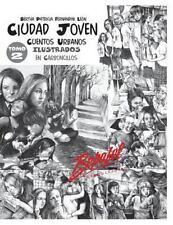 Ciudad Joven: Ciudad Joven-Tomo 1-Versión Blanco y Negro : Cuentos Urbanos...
