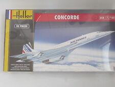Concorde Flugzeug  Plastiktbausatz *NEU* Heller