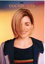"BBC Wales Official Doctor Who Series 11 Postcard - Jodie Whittaker ""5TH VERSION"""
