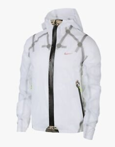 Nike NRG Ispa Jacket White Grey Red Black CJ4570-100