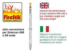 ANTRON A99 STILO PER CONVERSIONE A 5/8  - AUMENTO GUADAGNO E BASSO ANGOLO