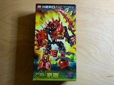 Lego 7147 Hero Factory Xplode Retired & ULTRA RARE Brand New in sealed Box