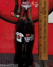 1995 CAL RIPKEN JR 1995 THE  RECORD BREAKING YEAR  8 OZ COCA - COLA BOTTLE