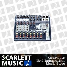 Soundcraft Notepad-12FX Analog Mixer w/USB and FX