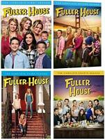 Fuller House Season 1-4 TV Complete Series Collection New DVD Bundle Free Ship