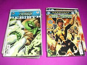 Hal Jordan Green Lantern Corps Rebirth 1-50 all VF/NM! DC set run 2016 2562