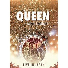 New QUEEN Adam Lambert Live in Japan Summer Sonic 2014 Blu-ray CD GQXS-90248