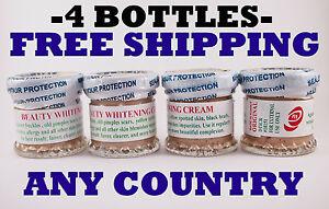 St Dalfour Whitening Cream (4 BOTTLES)