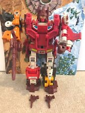 Transformers G1 Vintage Technobots - Computron Combined Figure - Almost Complete