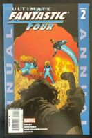 ULTIMATE FANTASTIC FOUR #2 Annual (2006 MARVEL Comics) ~ VF/NM Book