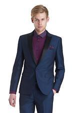 Men Stylish Designer Grooms Wedding Tuxedo Formal Dinner Suits (Coat + Pants)