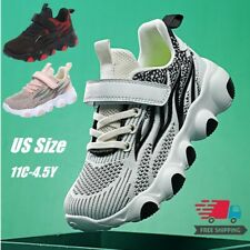 Kid's Unisex Walking Running Shoes Child Athletic Sneakers Casual Sport Shoes