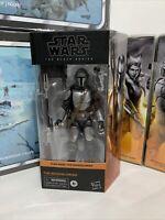 Star Wars The Black Series #1 The Mandalorian Beskar Armor Din Djarin New