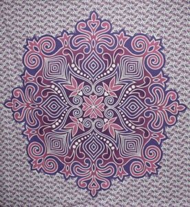Mandala Tapestry Pink Full/Queen Wall Home Decorative Boho Hippie Bedroom