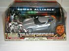 Transformers ROTF Human Alliance SIDESWIPE & TECH SERGEANT EPS - Authentic