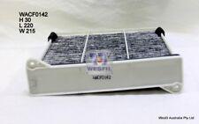 WESFIL CABIN FILTER FOR Mitsubishi Lancer 2.0L, 2.4L 2002-09/07 WACF0142
