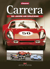 Carrera 50 Jahre am Drücker Geschichte Rennbahn Autos Bahn Bildband Buch Book