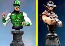 Bowen Marvel Comics Inhumans Karnak & Gorgon Bust Set New from 2004