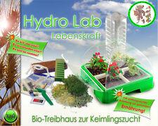 HydroLab   Das große Naturlabor  Ökosystem Keimgerät Zimmergewächshaus