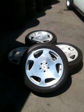 Mercedes Benz CL Class OEM Front Rims With Dunlop Tires
