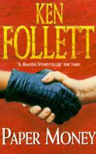 Paper Money by Ken Follett (Paperback) New Book