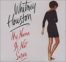 """BRAND NEW UNPLAYED, MINT, Whitney Houston My Name Is Not Susan Waddell 7"""" MIX"""