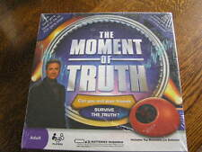 2008 FOX TV Game Show~The MOMENT of TRUTH~New & Sealed! Includes Batteries
