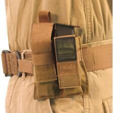 Blackhawk Belt Mounted Double Pistol Mag Pouch - Coyote