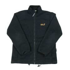 2-in-1 JACK WOLFSKIN Nanuk Fleece Jacket + Vest | Zip Coat Sleeveless Gilet
