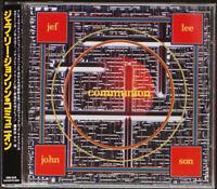 Jef Lee Johnson - Communion (CD) - CD [14] (EX/EX)