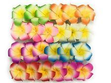 Hawaiian Plumeria Flower Foam Hair  New Fashion Hair Accessory.