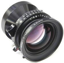 SCHNEIDER APO Symmar 210mm 5.6 + Copal 1