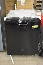 "Ge Gdf510Pgmbb 27"" Black Full Console Dishwasher Nob #92673 Hrt"