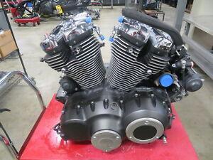 EB864 2018 18 YAMAHA STAR VENTURE TRANSCONTINENTAL FULL ENGINE MOTOR