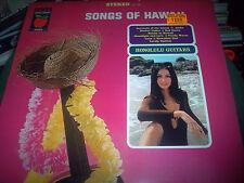 HONOLULU GUITARS SONGS OF HAWAII POWER/APPLE HONEY SERIES Stereo DS 397 Sealed