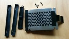 IBM Lenovo Thinkpad T60 GENUINE Hard Drive Caddy + Rubber Mounts + Cover +Screws