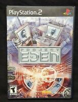 Project Eden  - PS2 Playstation 2 Game Tested Working